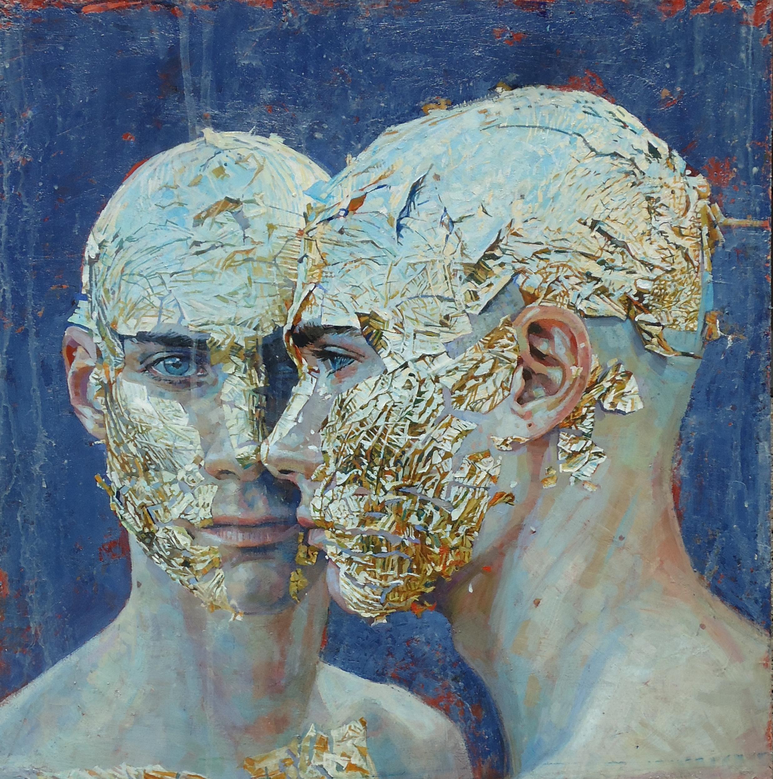 Étude pour Ulysse (mirror)